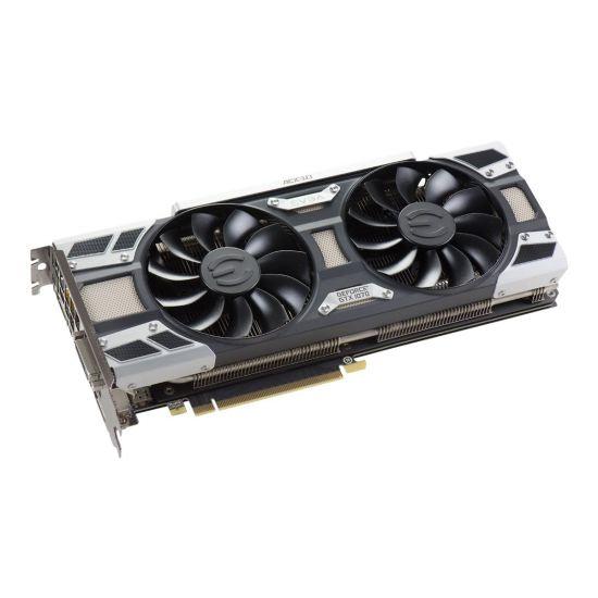 EVGA GeForce GTX 1070 SC GAMING ACX 3.0 &#45 NVIDIA GTX1070 &#45 8GB GDDR5 - PCI Express 3.0 x16