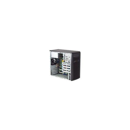 Supermicro SC731 i-300B - miditower - micro-ATX