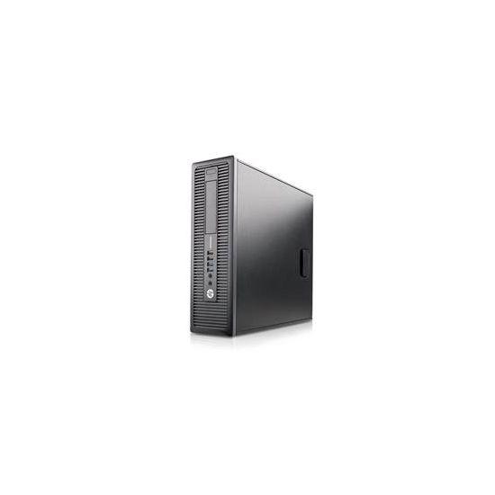 [REFURBISHED] HP EliteDesk 800G1 (A) - i5-4570, 120SSD, 4RAM, Win10P, SFF