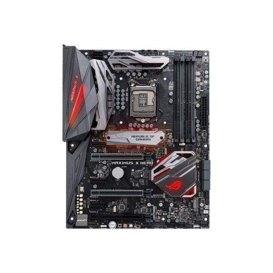 ASUS ROG MAXIMUS X HERO - bundkort - ATX - LGA1151 Socket - Z370