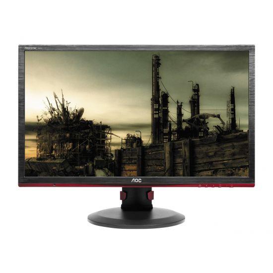 """AOC G2460PF - LCD-skærm - Full HD (1080p) - 24"""" 144Hz"""