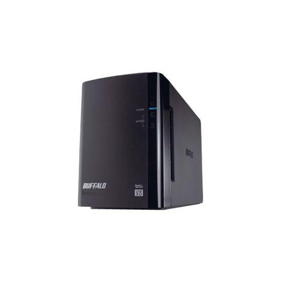 BUFFALO DriveStation Duo USB 3.0 - harddisk-array