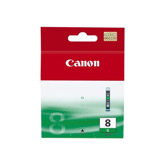 Canon CLI-8G - grøn - original - blækbeholder