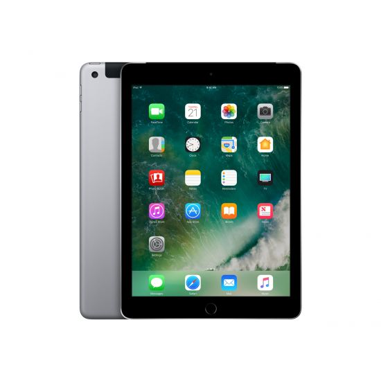 "Apple 9.7-inch iPad Wi-Fi + Cellular - 6. generation - tablet - 128 GB - 9.7"" - 3G, 4G"