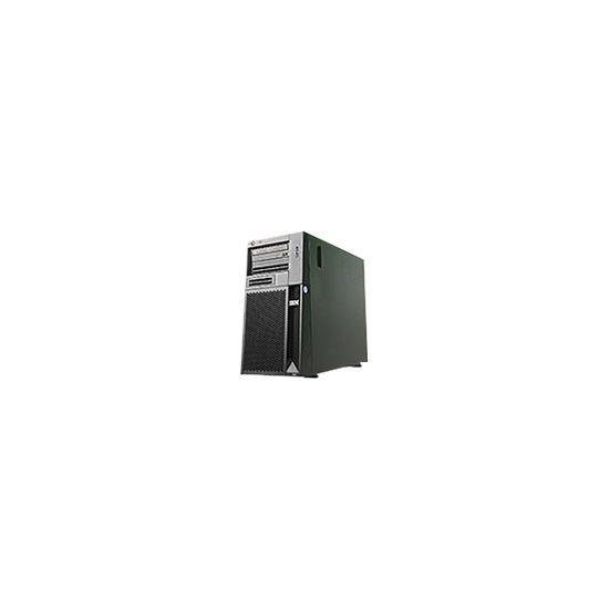 Lenovo System x3100 M5 - standardtårn - Xeon E3-1220V3 3.1 GHz - 8 GB - 0 GB