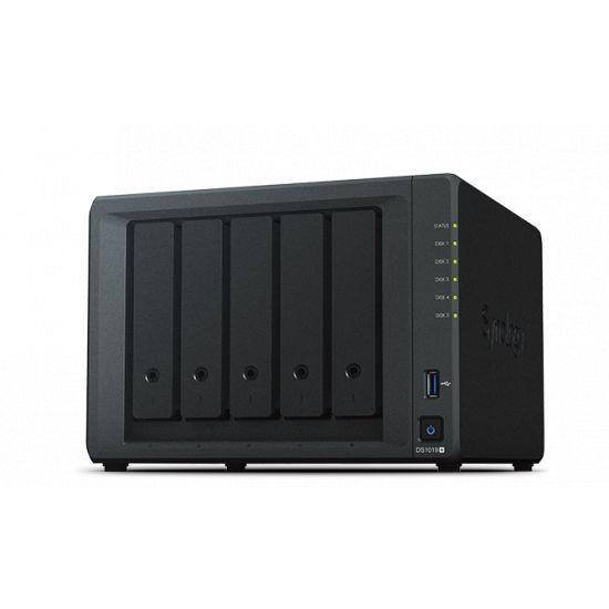 Synology Disk Station DS1019+ - NAS-server - 0 GB