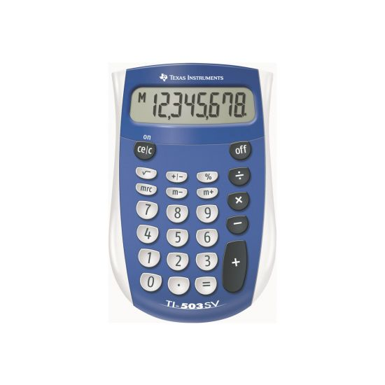 Texas Instruments TI-503 SV - lommeregner