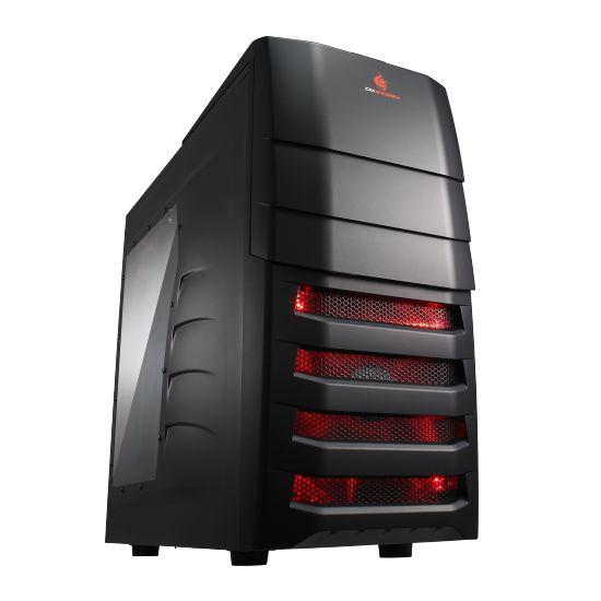 Føniks Intel i7/GTX1070 Gamer Computer - Intel i7 7700 - 16GB DDR4 - Nvidia GTX 1070 8GB - 240GB SSD + 2TB HDD