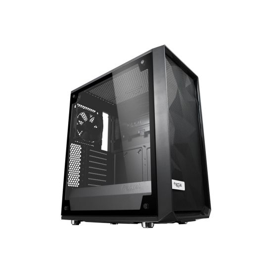 Fractal Design Meshify C - TG - miditower - ATX