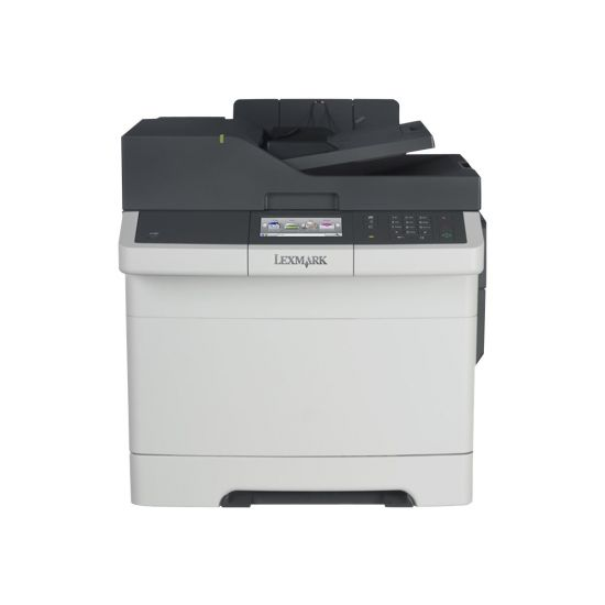 Lexmark CX417de - multifunktionsprinter (farve)