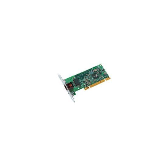 Intel PRO/1000 GT Desktop Adapter - Netværksadapter PCI 1Gbps - Indstikskort lav profil