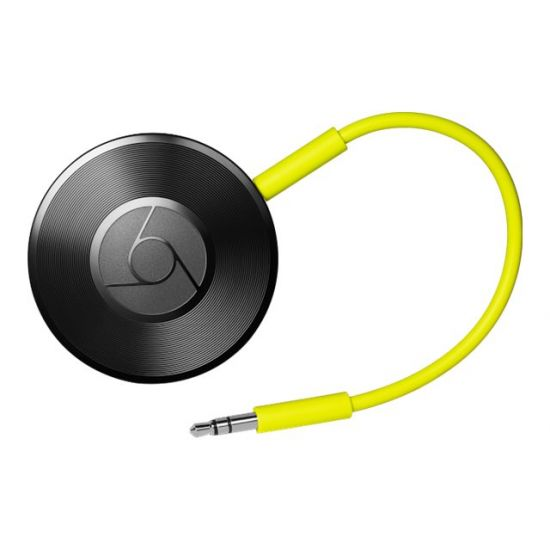 Google Chromecast Audio - netværksaudioafspiller