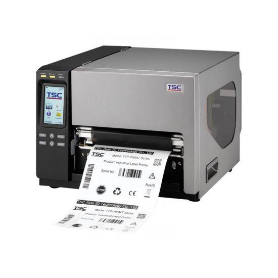 TSC TTP-384MT - etiketprinter - monokrom - direkte termisk/termisk transfer