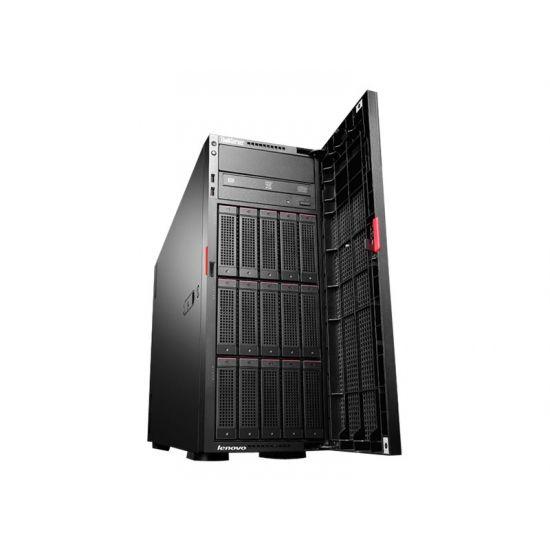 Lenovo ThinkServer TD350 - tower - Xeon E5-2603V3 1.6 GHz - 8 GB - 0 GB - Dansk