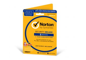 Norton Security Deluxe v. 3.0