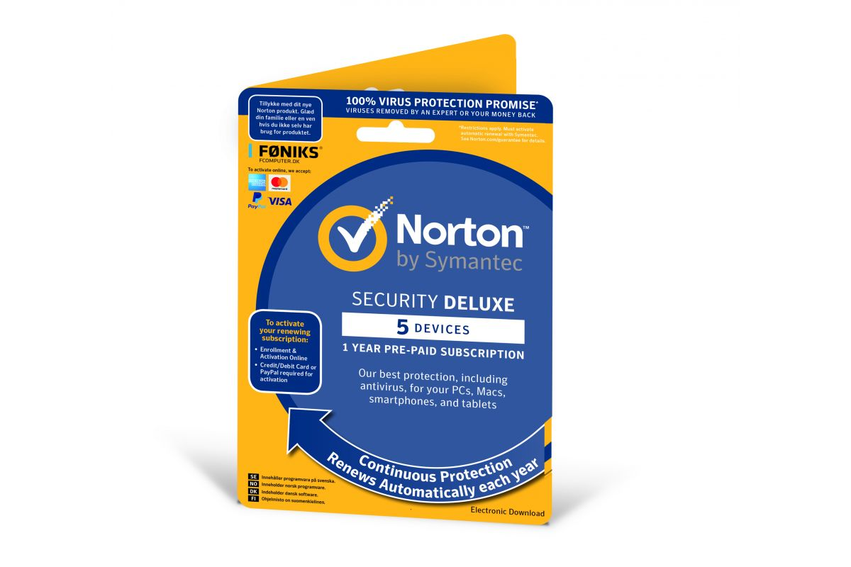 Norton Security Deluxe (v. 3.0)