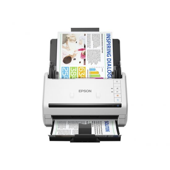 Epson WorkForce DS-530 - dokumentscanner - desktopmodel - USB 3.0