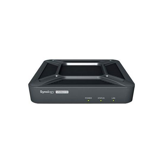 Synology Visual Station VS960HD - standalone NVR - 96 kanaler