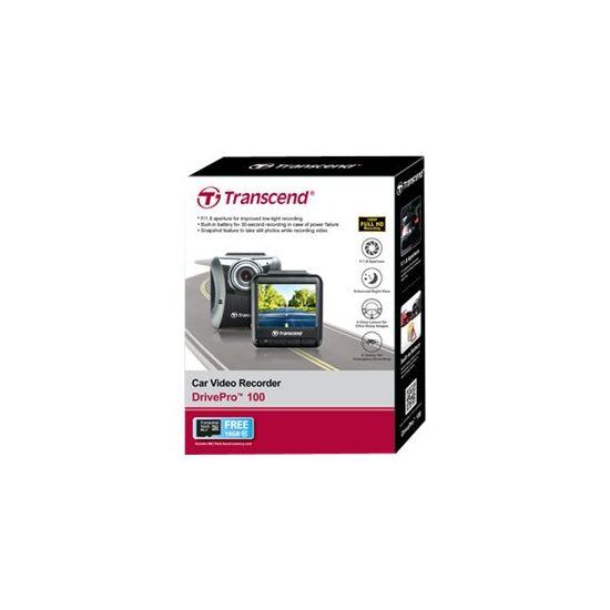 Transcend DrivePro 100 - instrumentpanel-kamera