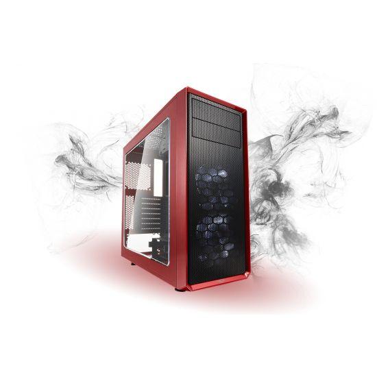 Føniks Hydra I Færdigsamlet Gamer Computer - AMD Ryzen 5 1400 - 8GB DDR4 - Nvidia GTX 1060 3GB - 240GB SSD + 1TB HDD - Windows 10