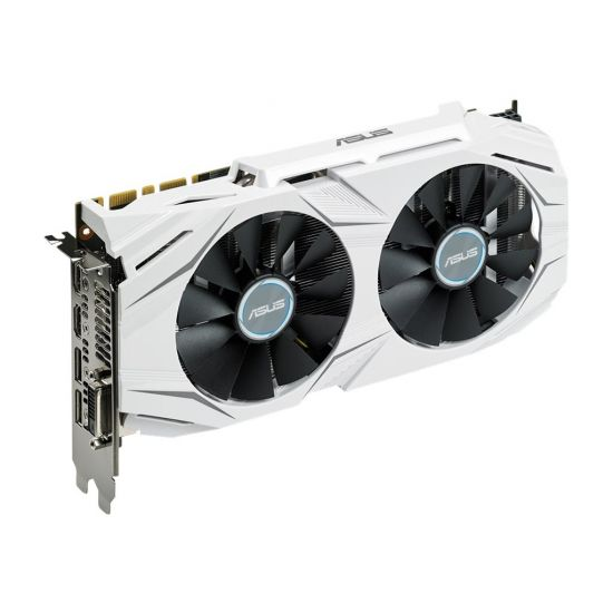 ASUS DUAL-RX480-O4G &#45 AMD Radeon RX480 &#45 4GB GDDR5 - PCI Express 3.0 x16