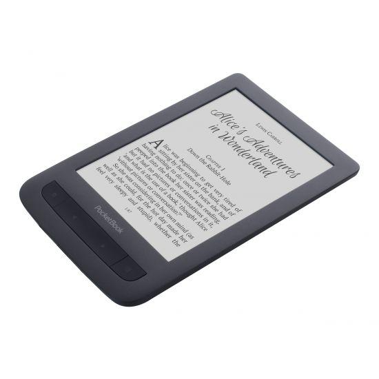 """PocketBook 625 Basic Touch 2 - Save & Safe Edition - eBook læser - 8 GB - 6"""""""