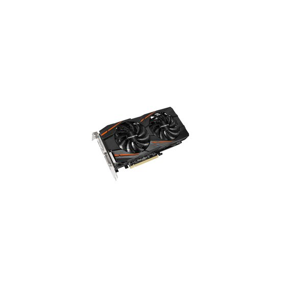 Gigabyte GV-RX480G1 GAMING-8GD &#45 AMD Radeon RX480 &#45 8GB GDDR5 - PCI Express 3.0 x16