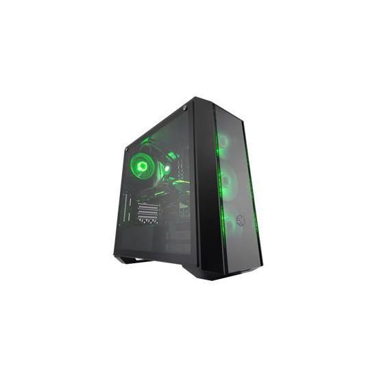 Cooler Master MasterBox Pro 5 RGB - miditower - ATX