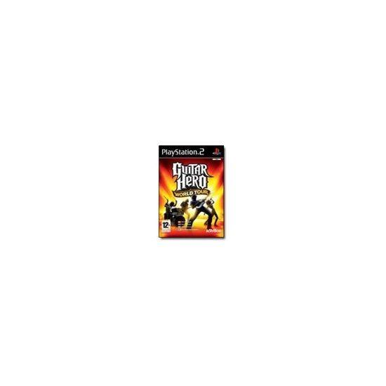 Guitar Hero World Tour - Sony PlayStation 2