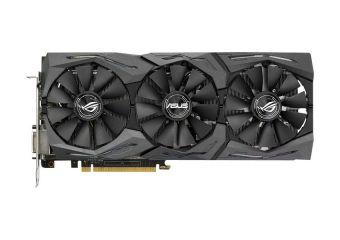 ASUS ROG STRIX-GTX1080-A8G-GAMING &#45 NVIDIA GTX1080 &#45 8GB GDDR5X