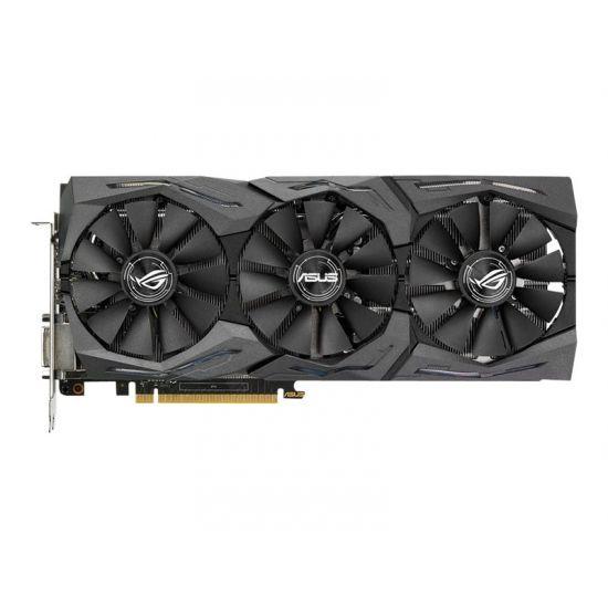 ASUS ROG STRIX-GTX1080-A8G-GAMING &#45 NVIDIA GTX1080 &#45 8GB GDDR5X - PCI Express 3.0 x16