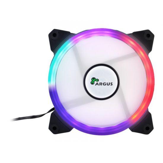 Inter-Tech Argus RS01 RGB - indsats med blæser