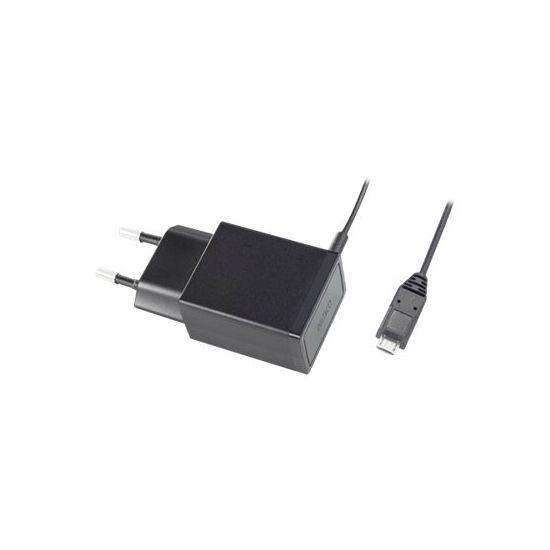 Deltaco USB-AC72 - strømforsyningsadapter