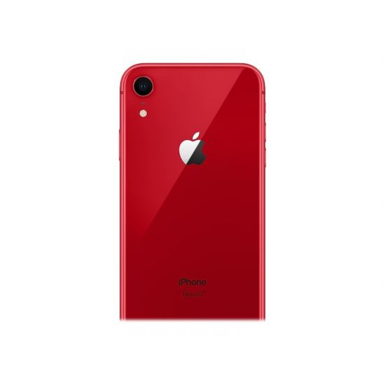 Apple iPhone Xr - (PRODUCT) RED Special Edition - mat rød - 4G LTE, LTE Advanced - 128 GB - GSM - smartphone