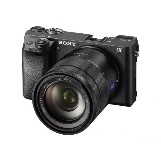 Sony ?6300 ILCE-6300 - digitalkamera - kun kamerahus
