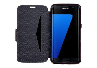 OtterBox Strada Samsung Galaxy S7 edge flipomslag til mobiltelefon