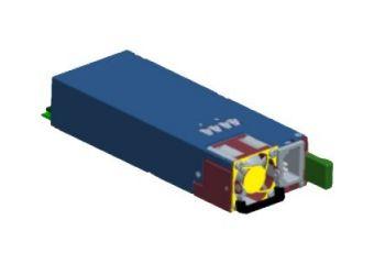 Intel Common Redundant Power Supply &#45 strømforsyning &#45 460W