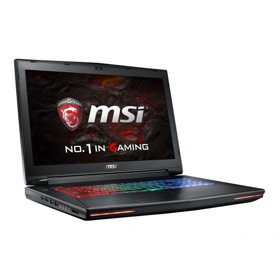 MSI GT72VR 7RD 439NE Dominator - Intel Core i7 (7. Gen) 7700HQ - 16 GB DDR4 - 256 GB SSD (M.2) + 1 TB HDD - NVIDIA GeForce GTX 1060 6GB GDDR5 - 17.3""