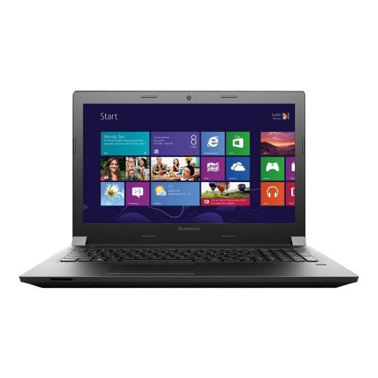 """Lenovo B50-80 80EW - Intel Core i5 (5. Gen) 5200U / 2.2 GHz - 4 GB DDR3L - 500 GB HDD SATA 6Gb/s / 5400 rpm - Intel HD Graphics 5500 - 15.6"""" TN"""