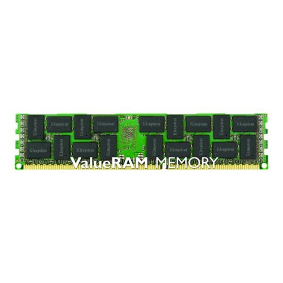 Kingston ValueRAM &#45 4GB &#45 DDR3 &#45 1333MHz &#45 DIMM 240-pin - ECC - CL9