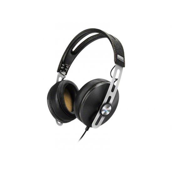 Sennheiser MOMENTUM 2 Closed Headphones Black