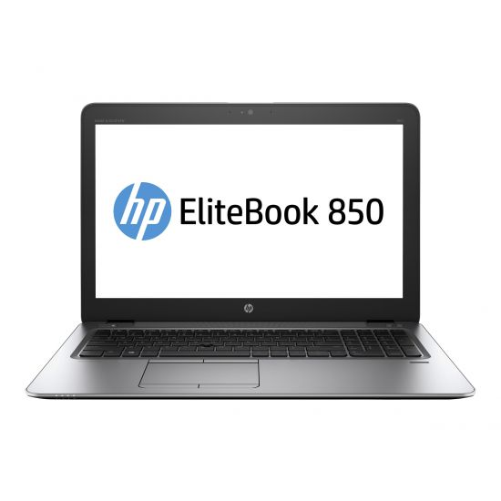 "HP EliteBook 850 G3 - 15.6"" - Core i7 6500U - 8 GB RAM - 256 GB SSD - Dansk"