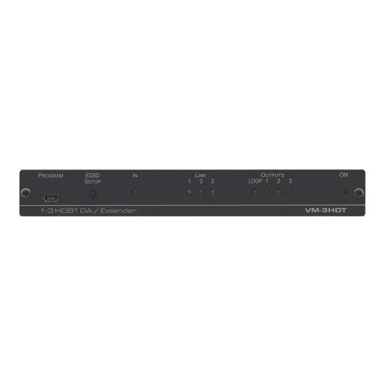Kramer MegaTOOLS VM-3HDT HDMI til HDBaseT-omformer/distributionsforstærker