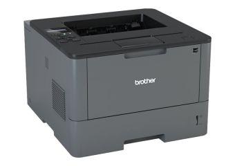 Brother HL-L5000D Sort/hvid laserprinter