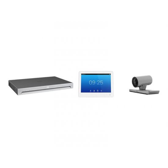 Cisco TelePresence System SX80 Codec, Precision 60 Camera, and Touch 10 - videokonferencepakke