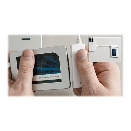 Crucial MX300 &#45 525GB - SATA 6 Gb/s - 7 pin Serial ATA