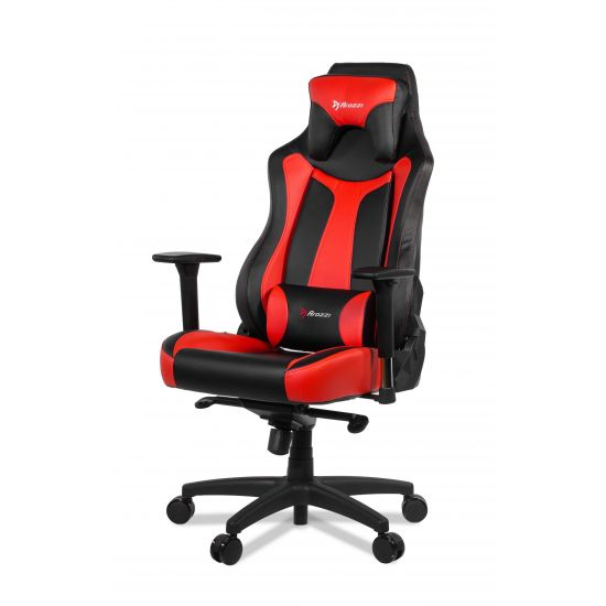 Arozzi Vernazza Gaming Chair - Rød/Sort
