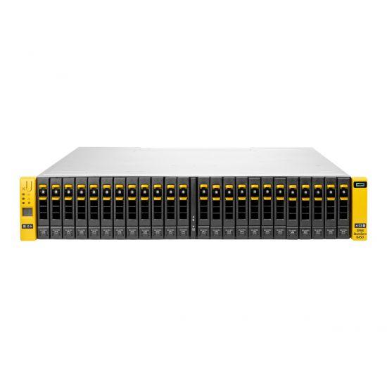 HPE 3PAR StoreServ 8400 2-node Storage Base Field Integrated - harddisk-array