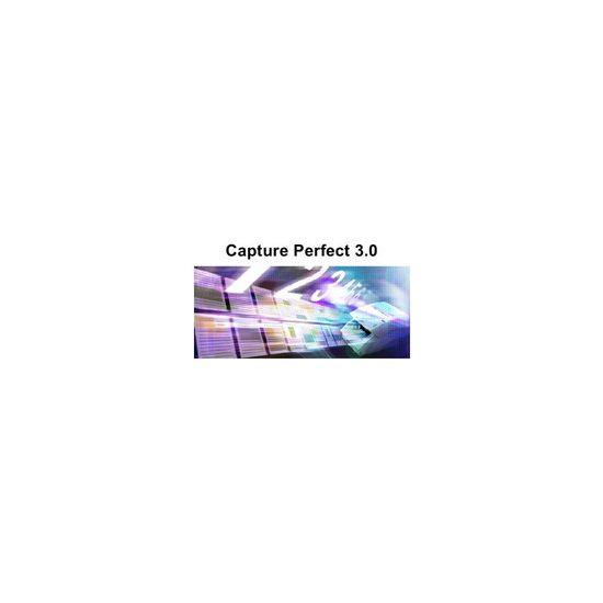 CapturePerfect (v. 3.0) - bokspakke - 1 bruger
