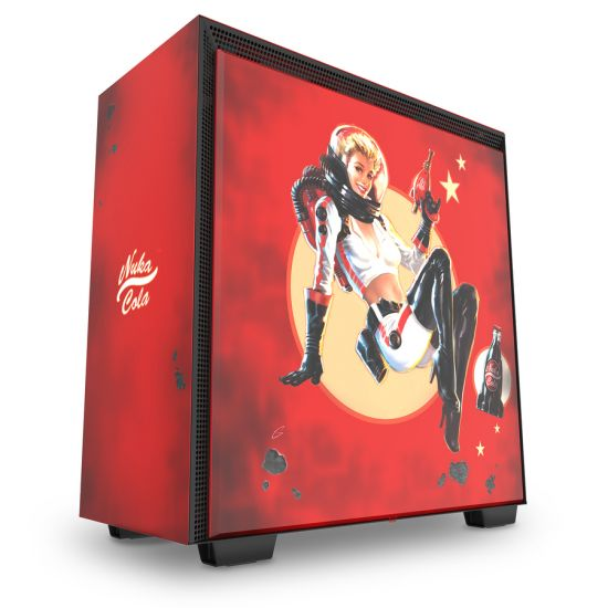 Føniks NZXT Nuka Cola Fallout Special Edition Gamer Computer